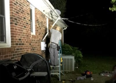 Starnes Electric LLC Electricians, exterior lighting work