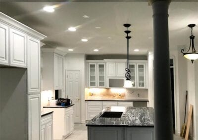 Starnes Electric LLC Electricians, lighting in kitchen