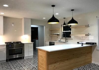 Starnes Electric LLC Electricians, pendant lighting in kitchen