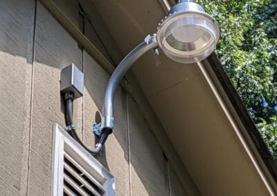 Starnes Electric LLC Electricians, exterior light fixture