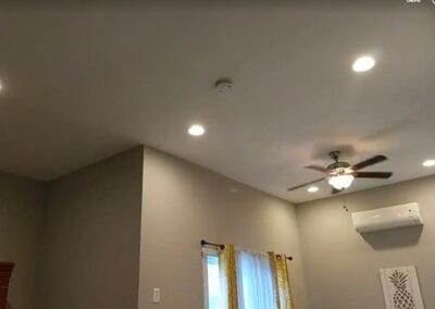Starnes Electric LLC Electricians, installation of fan with light